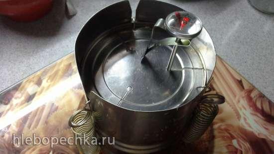 Колбаса домашняя свиная в натуральной оболочке