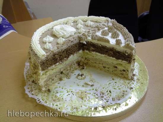 Торт «Ассорти» (ГОСТ-1975)
