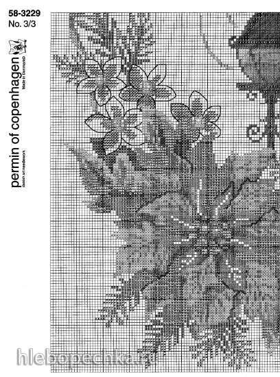 Схемы для вышивания