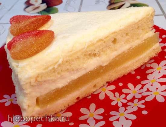 Торт Pina colada