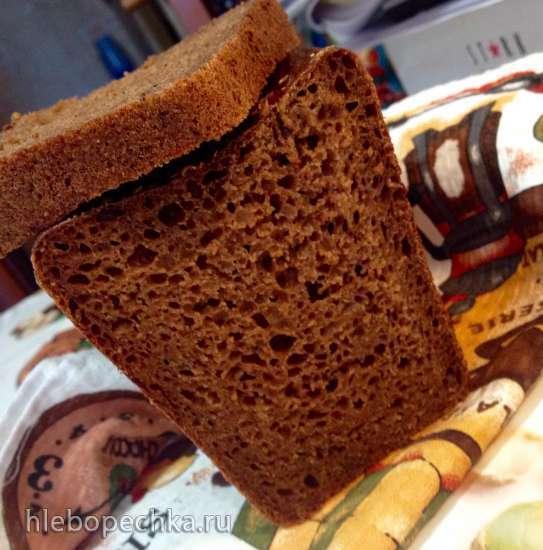 Бородинский хлеб по рецептуре 1939 года