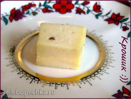 Сыр Дайнава (рецепт для предприятий общественного питания, 1968г.)