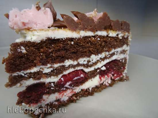 Торт Вацлавский (по ГОСТу)