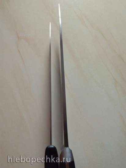 Кухонные ножи, топорики для мяса