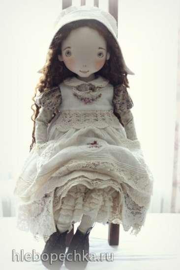 Тильда, интерьерные куклы