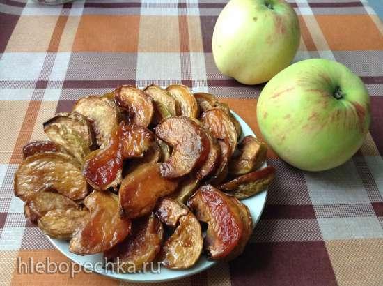 Варенье сухое яблочное