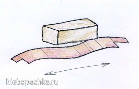 Формочки для печенья своими руками