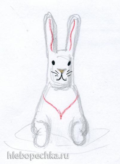 Заяц в капусте