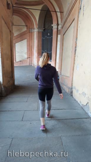 Мое путешествие по Италии