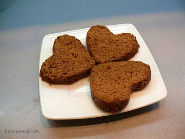 Шоколадный кекс за 3 минуты в микроволновке