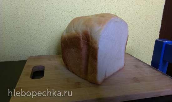 """Panasonic SD 2501. Хлеб """"Белый, как тост"""""""
