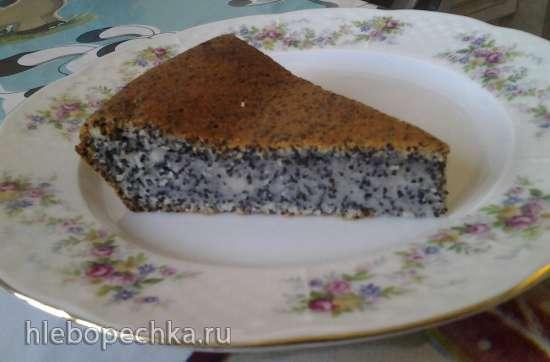 Австрийский маковый пирог от Штефани