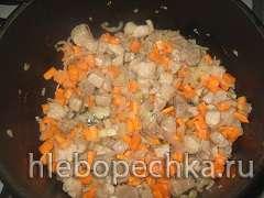 Узбекский плов из гречки