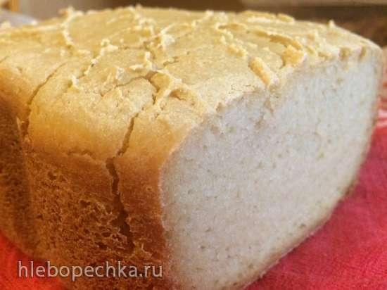 Хлеб безглютеновый (без яиц)