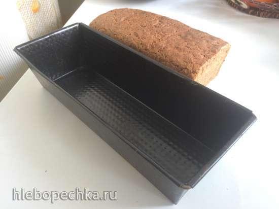 Ржано-пшеничный хлеб на каждый день