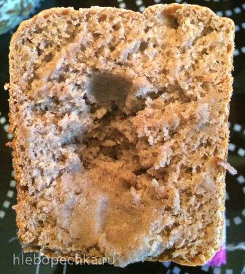 Хлеб Орловский на жидкой закваске