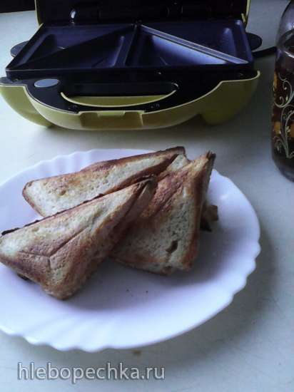 Тостер, сендвичмейкер