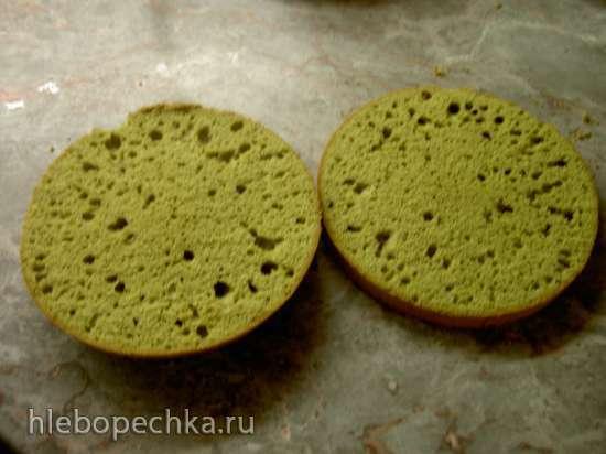 Штирийский торт с брусникой и маслом тыквенных семечек
