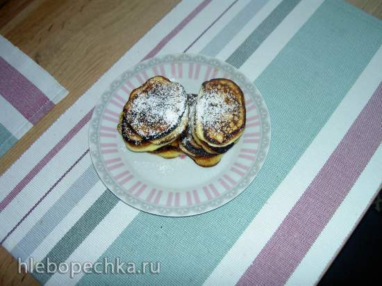 Японские суфле-панкейки