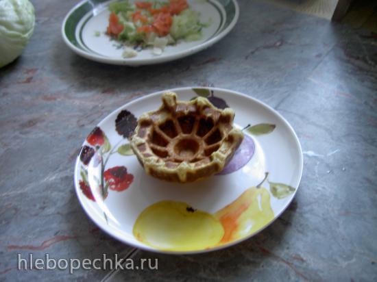 Вафельницы-тарталетницы