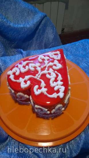 Торт рыжик или медовый фото 5