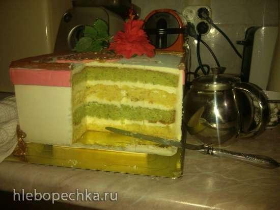 Торты, украшенные мастикой и марципаном (13)