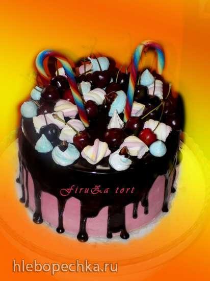 Торт или капкейки на свадьбу фото 2