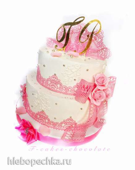 Моя скромная галерея тортов (FiruZa tort)