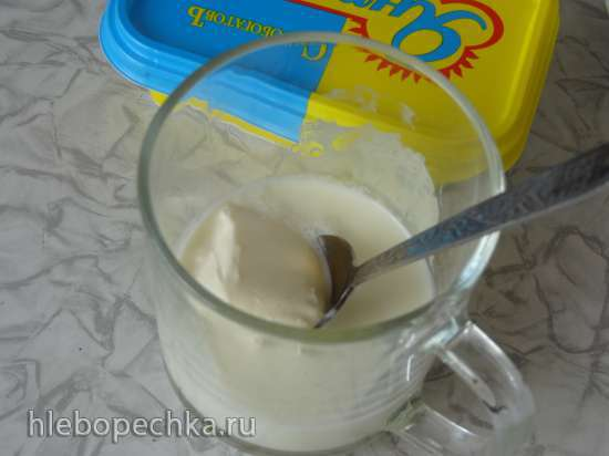 Сырный кофе по-львовски (тамбовская интерпретация)