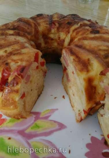 """Кекс """"Экспресс"""" (со вкусом пиццы) в кекснице GFW-025"""