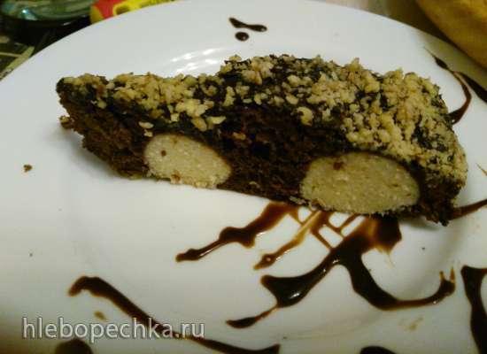 Пирог шоколадный  «Сюрприз»