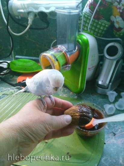 Мадлен ореховые