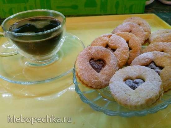 Линцское печенье (Linzer Augen, Linzeraugen)