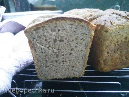 Хлеб пшеничный 7 злаков