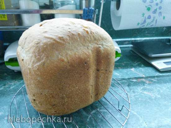 Как испечь хлеб из ржаной муки рецепты и приготовление