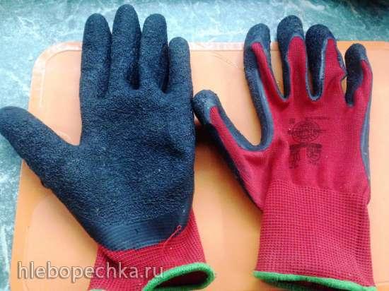 Рукавицы, перчатки для горячего консервирования