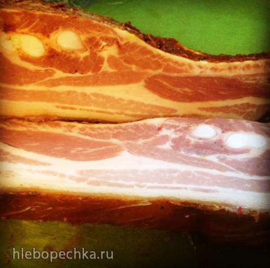 Грудинка свиная Sous Vide (Caso SV-200)
