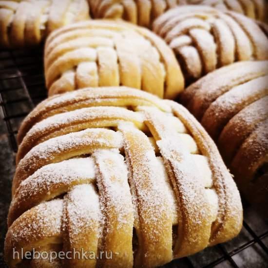 Итальянское песочное пирожное или пирог