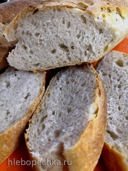 Серый хлеб (Jasques Mahou)