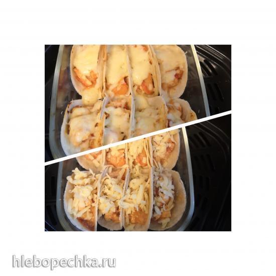 Мексиканский пирог