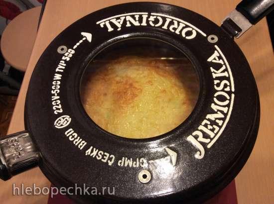 Электро кастрюля-сковорода Remoska