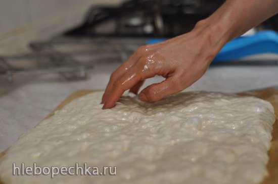 Фокачча - просто и вкусно