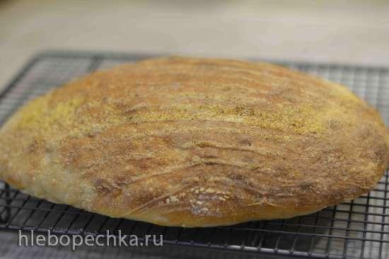 Восточно-итальянский пшеничный хлеб