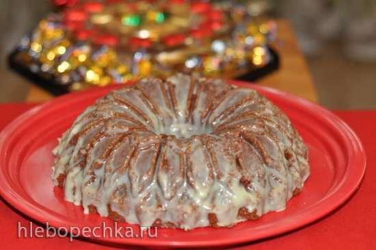Кейк «Красный бархат»