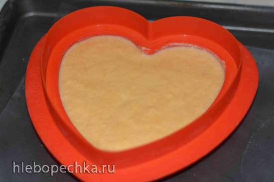 Евро-торт Вишня в сердце