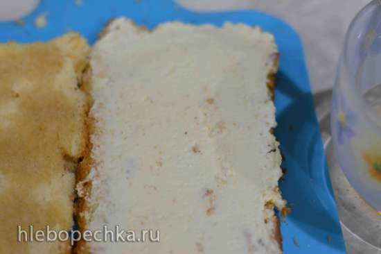 Торт-фьюжн «Сказка»