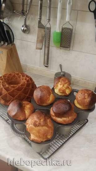 Поповеры - потрясающий американский завтрак