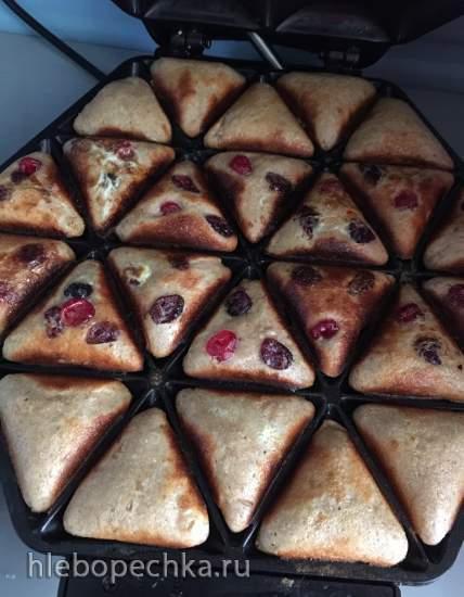 Дрожжевое цельнозерновое творожное тесто для пиццы и выпечки