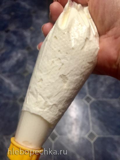 Эклеры из цельнозерновой муки «Когда хочется сладенького»
