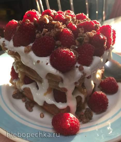Вафли - рецепты для вафельницы